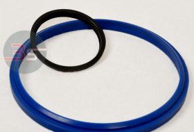 Wiper & Dust Seals – Single Lip Step Wiper